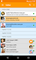 Screenshot of Xabber
