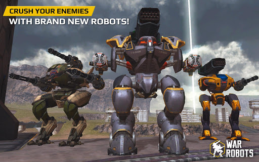 War Robots screenshot 13