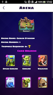 Guide for Clash Royale - screenshot