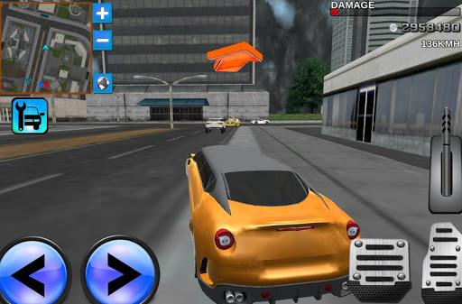 Limo Simulator 2015 City Drive - screenshot