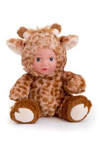 "Кукла ""Anna De Wailly"" Жирафчик 20см"