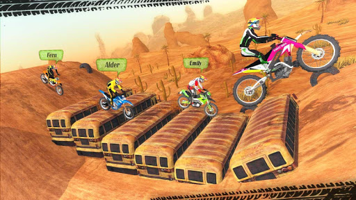 Motocross Racing For PC