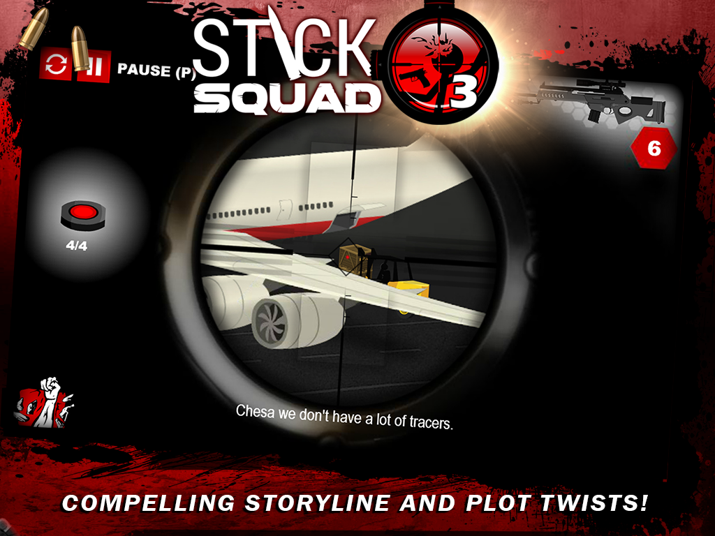 Stick Squad 3 - Modern Shooter Screenshot 9