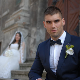 by Sasa Rajic Wedding Photography - Wedding Groom