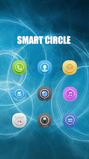 Smart Circle-Solo Theme - screenshot