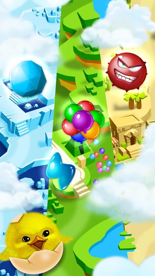Bubble Shooter Games Screenshot 3