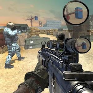 SWAT Sniper 3D 2019: Free Shooting Game Online PC (Windows / MAC)