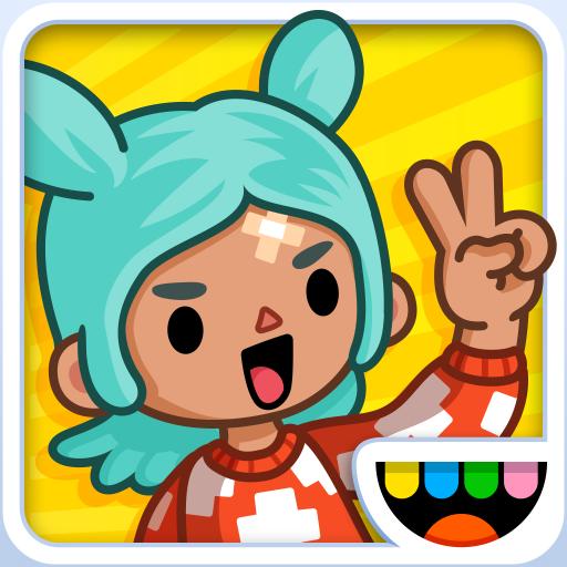 Toca Life: City (app)