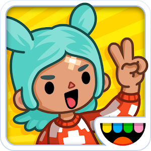 Toca Life: City APK Cracked Download