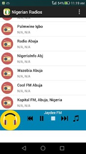 Nigerian Radios - screenshot