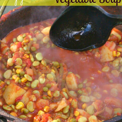 Cracker Barrel Copy Cat Vegetable Soup