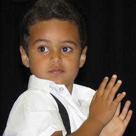 Nathan - Gift from God by Hendriette Reyneke - Babies & Children Child Portraits