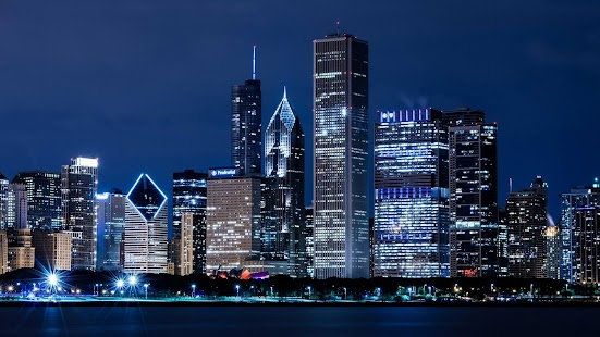 Chicago Live Wallpaper - screenshot