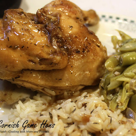 Rock Cornish Game Hens