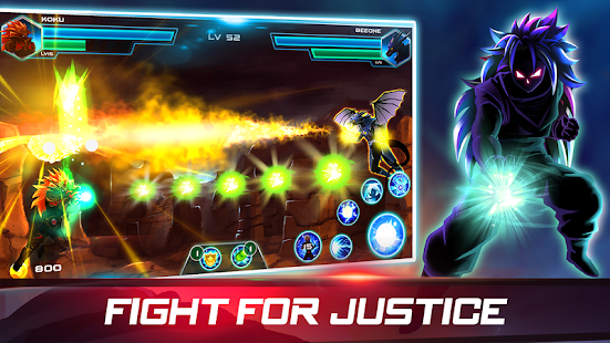 Dragon Fight Shadow: Super Hero Battle Of Warriors Screenshot