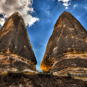Cappadocia by Onur Köksal - Nature Up Close Rock & Stone ( #cappadocia )