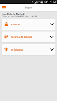 Screenshot of Itaú PY