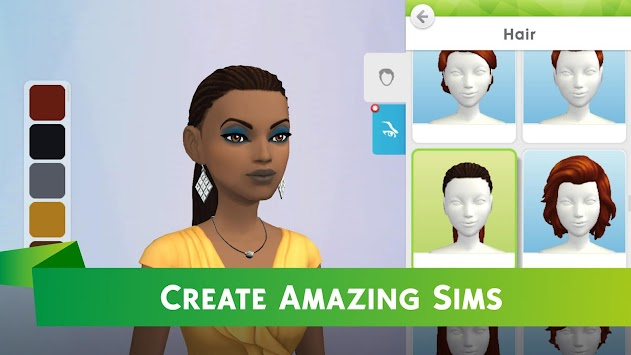 The Sims™ Mobile APK screenshot thumbnail 1