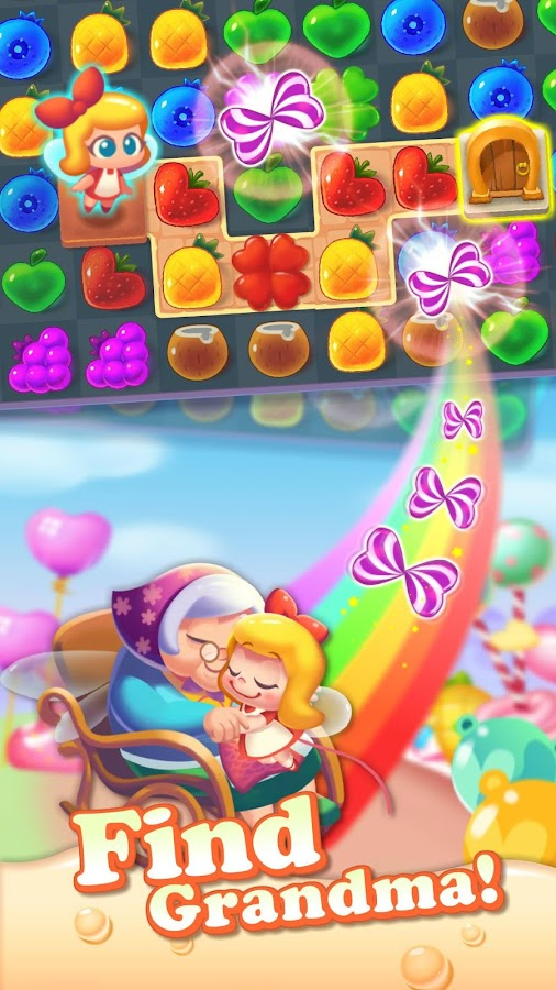 Tasty Treats - A Match 3 Puzzle Game Screenshot 11