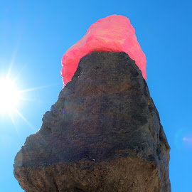 Seven Magic Mountains by Diane Garcia - Artistic Objects Other Objects