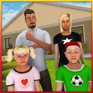 Virtual DAD : Ultimate Family Man Online PC (Windows / MAC)