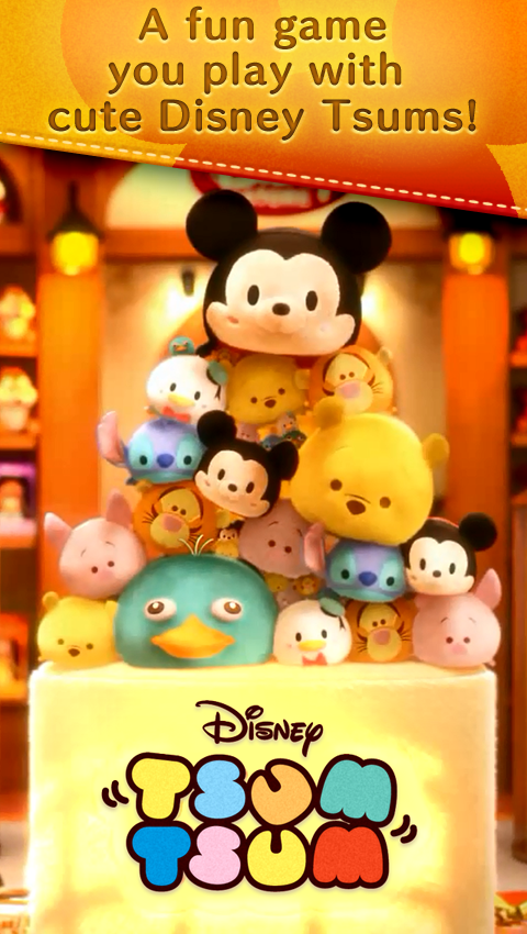 LINE: Disney Tsum Tsum Screenshot 0