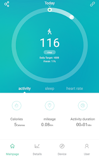 MoreFit Fitness app screenshot for Android