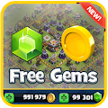 App Unlimited Gems for COC Prank APK for Windows Phone