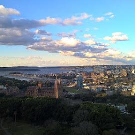 Beauties of Sydney  by Ali Darejeh - City,  Street & Park  City Parks ( sydney view )
