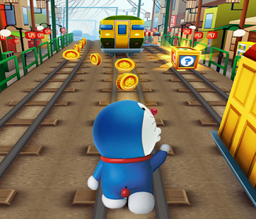 Game Subway Doramon jump 2017 apk for kindle fire