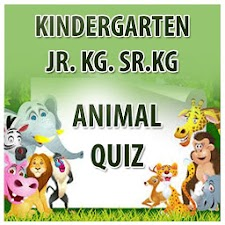 KINDERGARTEN ANIMALS QUIZ