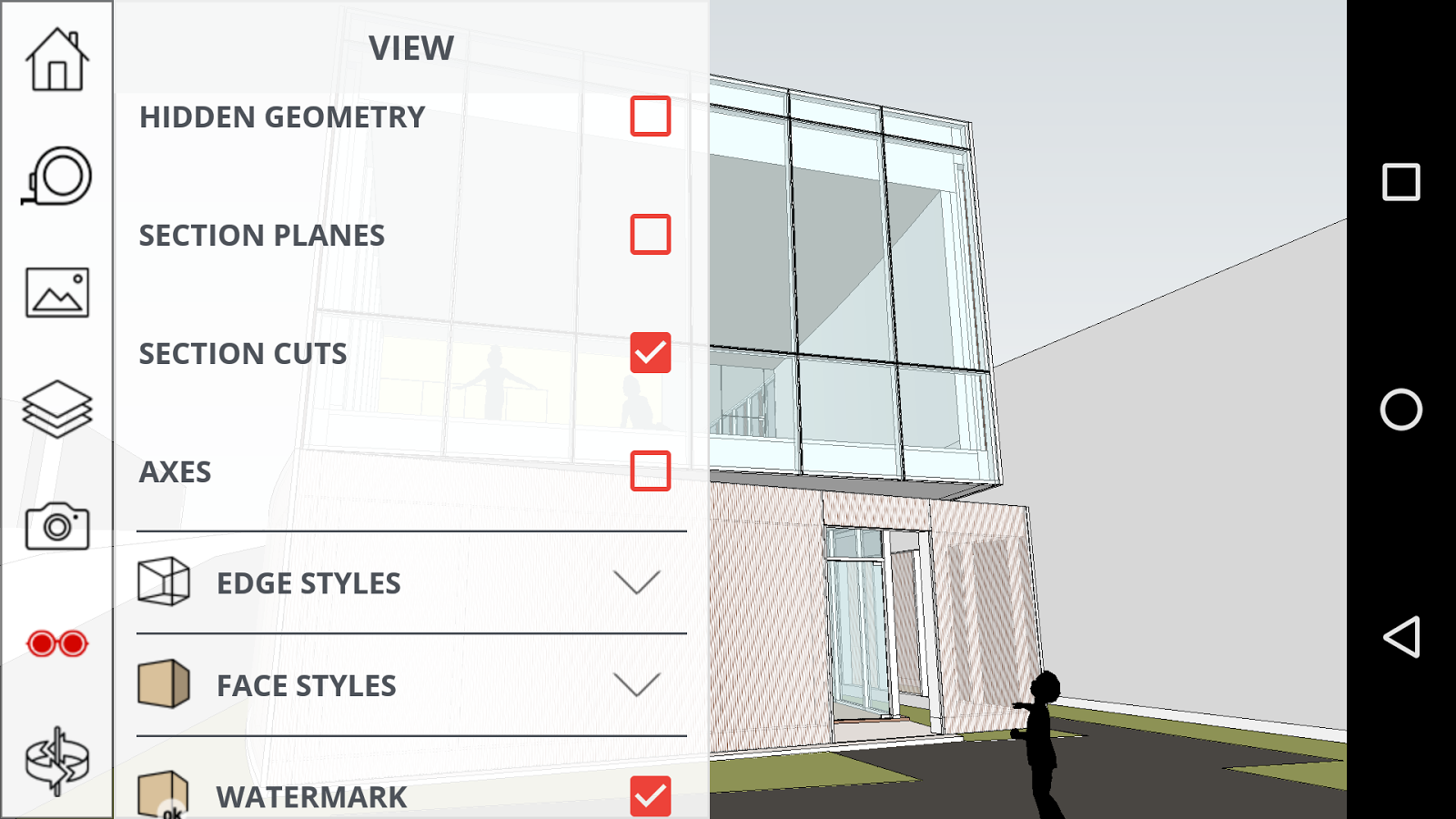 SketchUp Viewer Screenshot 2
