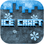 Ice Craft : Winter Crafting and Survival For PC / Windows / MAC