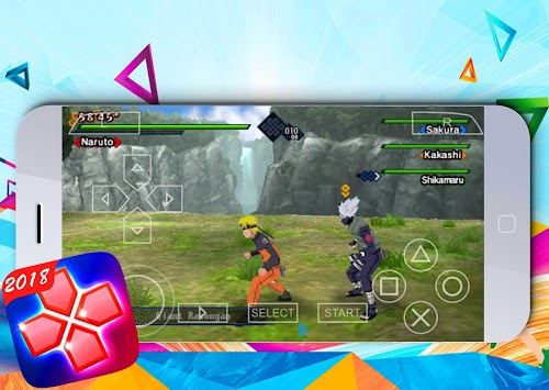 New PPSSPP : Psp Emulator Game Ppsspp 2018 APK screenshot thumbnail 2