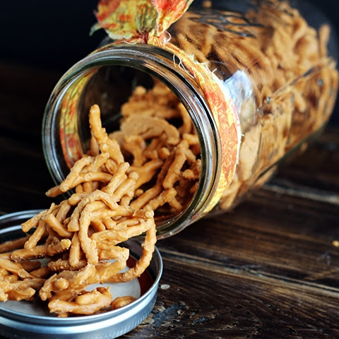Chow Mein Candy – Haystacks
