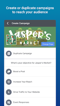 Facebook Ads Manager APK screenshot thumbnail 2