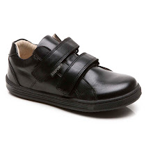 Step2wo Caller - Double Hook and Loop Strap Shoe VECRO SHOES