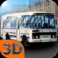 Russian Bus Driver 3D