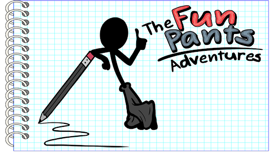 The Fun Stick Pants Adventures - screenshot