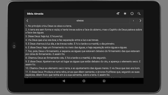 App Bíblia Almeida Linguagem Atualizada - Pão da Vida APK for Windows Phone
