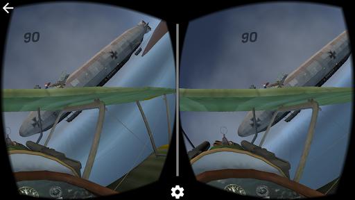 Battle Wings VR - screenshot