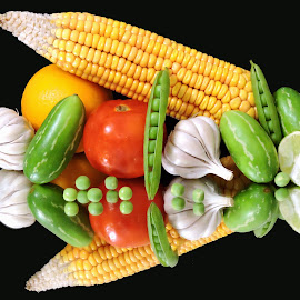 MIXED by SANGEETA MENA  - Food & Drink Fruits & Vegetables