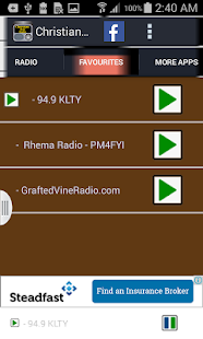 Christian Rap Radio - screenshot
