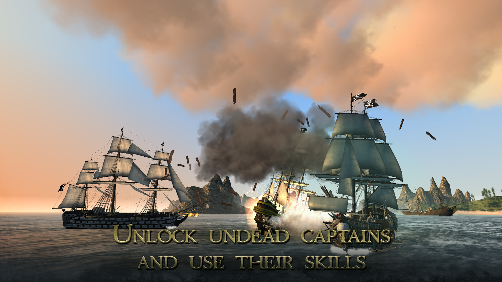 The Pirate: Plague of the Dead Screenshot 6