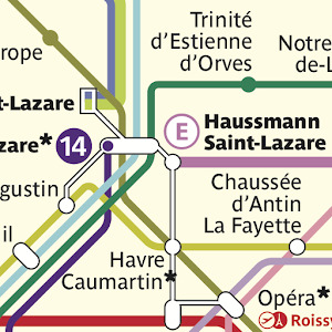 Metro Map: Paris (Offline) – Ad Free! For PC / Windows 7/8/10 / Mac – Free Download