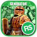 Free Robux & Tixx Generator - PRANK APK for Windows 8