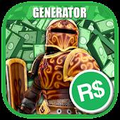 Robux & Tixx Generator - PRANK