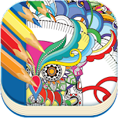 App Colorfy Adults Coloring Book APK for Kindle