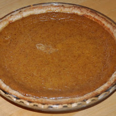 Pumpkin Pie - From Scratch