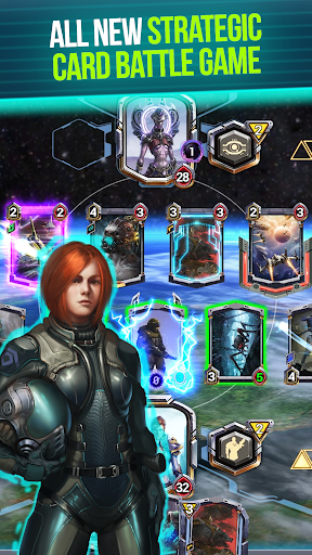 Star Crusade™ CCG For PC